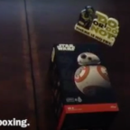 Unboxing Star Wars BB-8 by Sphero