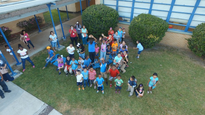 STEM Students at Betsy Ross Elementary