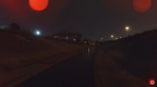 Drone flies through Buffalo Bayou