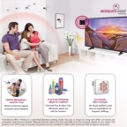 LG TV emits ultrasonic soundwaves