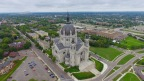 Cathedral of Saint Paul filmed using DJI Drone